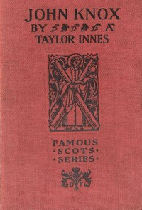 Cover of John Knox