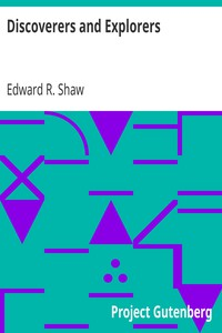 Cover of Discoverers and Explorers