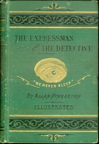 Cover of The Expressman and the Detective