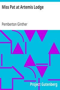 Cover of Miss Pat at Artemis Lodge
