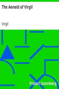 Cover of The Aeneid of Virgil