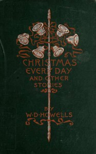 Cover of Christmas Every Day and Other Stories