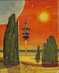 Cover of Space Prison