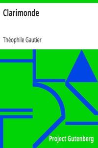 Cover of Clarimonde
