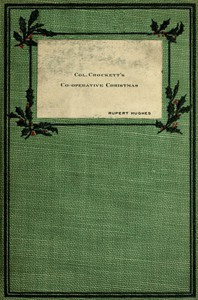 Cover of Colonel Crockett's Co-operative Christmas