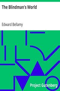 Cover of The Blindman's World1898