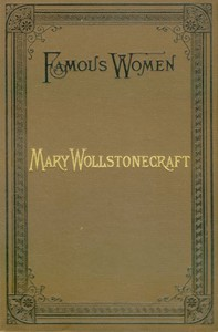 Cover of Mary Wollstonecraft