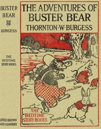 Cover of The Adventures of Buster Bear