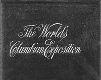 Cover of Official Views Of The World's Columbian Exposition