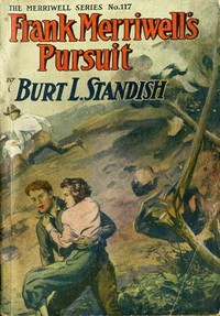 Cover of Frank Merriwell's Pursuit; Or, How to Win