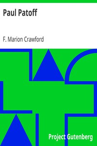Cover of Paul Patoff
