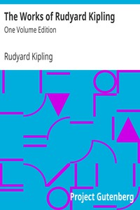 Cover of The Works of Rudyard Kipling: One Volume Edition