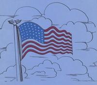 The Flag of My Country = Shikéyah Bidah Na'at'a'í