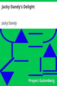 Cover of Jacky Dandy's Delight