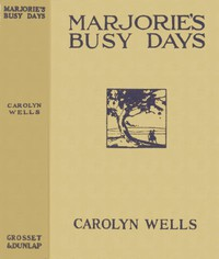 Cover of Marjorie's Busy Days