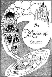 Cover of The Mississippi Saucer
