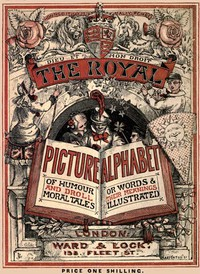 Cover of The Royal Picture Alphabet