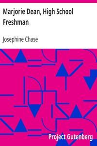 Cover of Marjorie Dean, High School Freshman