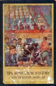 Cover of Ten Boys from History