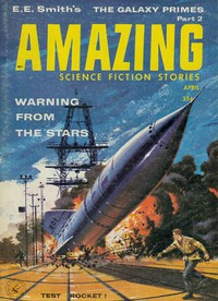 Cover of Test Rocket!