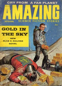 Cover of Gold in the Sky