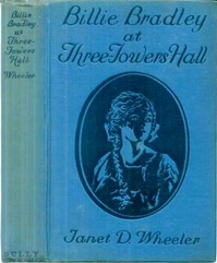 Billie Bradley at Three Towers Hall; Or, Leading a Needed Rebellion