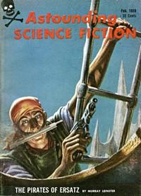Cover of The Pirates of Ersatz