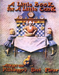 Cover of A Little Book for A Little Cook