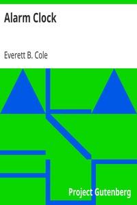 Cover of Alarm Clock