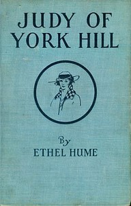 Cover of Judy of York Hill