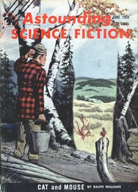 Cover of Cat and Mouse