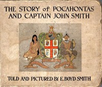 Cover of The Story of Pocahontas and Captain John Smith