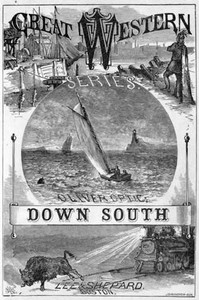 Cover of Down South; or, Yacht Adventure in Florida