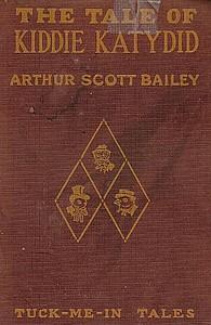 Cover of The Tale of Kiddie Katydid