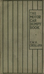 Cover of The Motor Car Dumpy BookThe Dumpy Books for Children #32