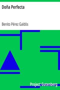 Cover of Dona Perfecta