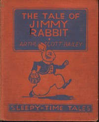 Cover of The Tale of Jimmy RabbitSleepy-TimeTales