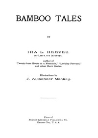 Cover of Bamboo Tales