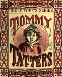 Cover of Tommy TattersUncle Toby's Series