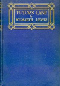 Cover of Tutors' Lane