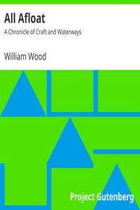 Cover of All Afloat: A Chronicle of Craft and Waterways