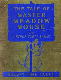 Cover of The Tale of Master Meadow Mouse