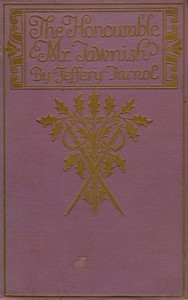 Cover of The Honourable Mr. Tawnish