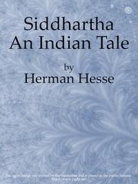 Cover of Siddhartha