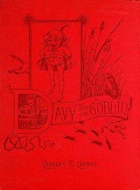 Cover of Davy and the Goblin What Followed Reading 'Alice's Adventures in Wonderland'