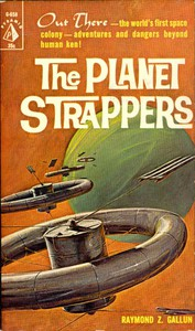 Cover of The Planet Strappers