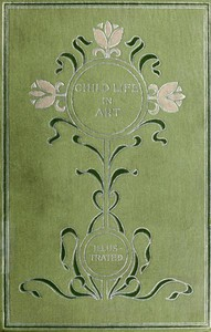 Cover of Child-life in Art