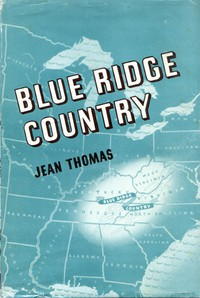 Cover of Blue Ridge Country