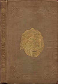 """Cover of Broad GrinsComprising, With New Additional Tales in Verse, ThoseFormerly Publish'd Under the Title """"My Night-Gown andSlippers."""""""
