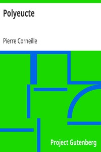 Cover of Polyeucte